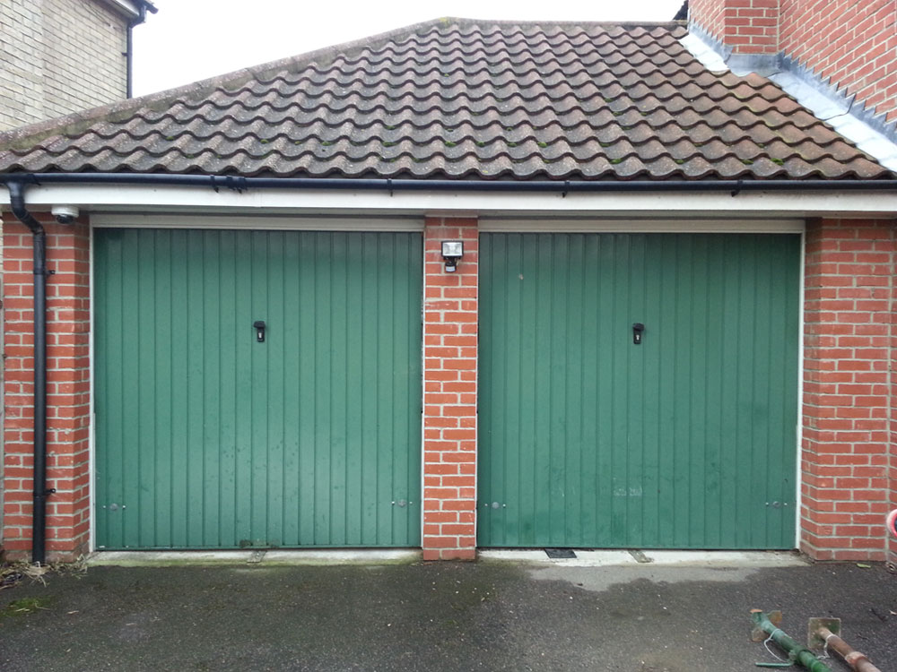 Converting Two Single Garage Doors To A Double South