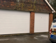 Over-sized garage doors are not a problem