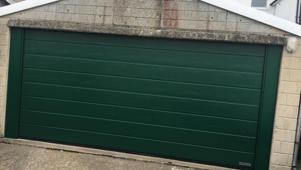 Hormann Garage Door For Concrete Garage