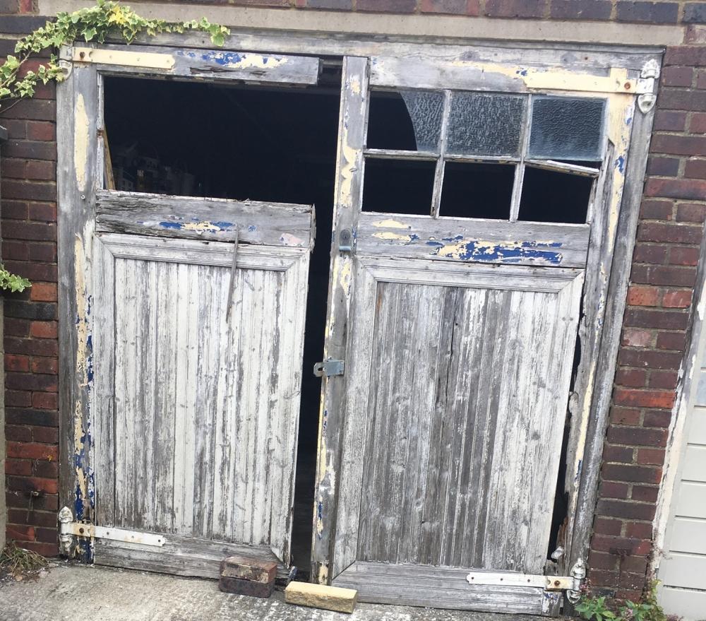 Does your garage door need replacing?