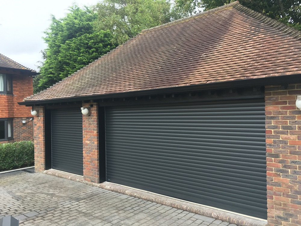 Electric Roller Garage Doors To Match Existing Windows South East