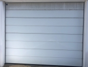 Clean your garage doors